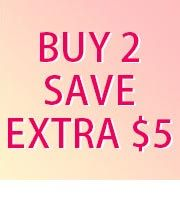 BUY2 SAVE EXTRA $5