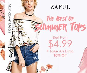 Zaful promotion-markdown-deals-special promotion