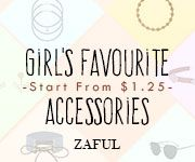 Zaful accessories from Zaful