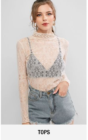zaful - Women's Tops starting at just $9.99
