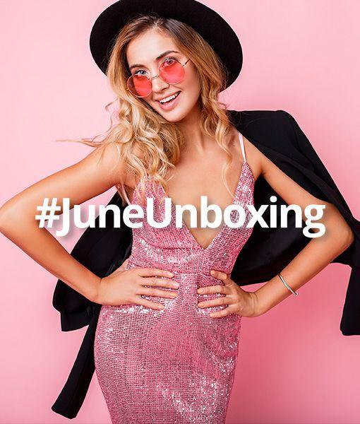 #JuneUnboxing