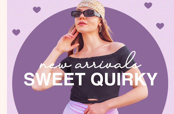 Zaful INT - Get Up To 58% discount on Sweet Quirky Women's tops