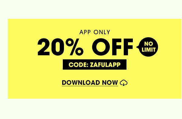 zaful.com - Avail 20% OFF on all products