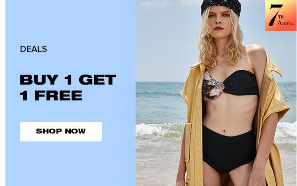 zaful.com - Buy One Get One Free on Clothing