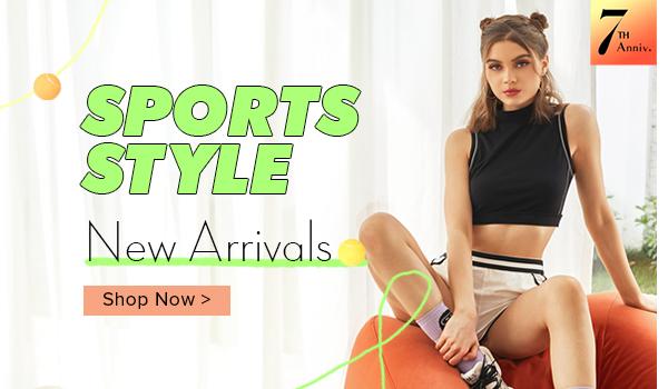 zaful.com - Women's Sportswear starting at just $21.49