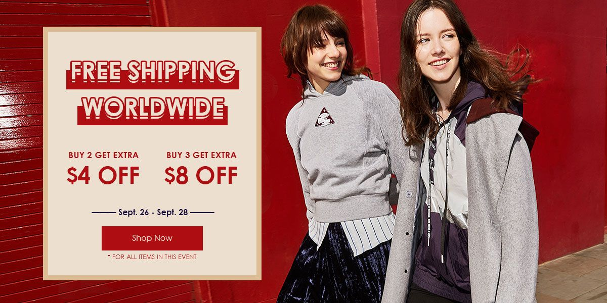Zaful Free Shipping 72 Hours