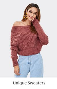 unique sweaters