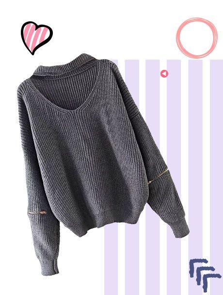 Suéter de Otoño