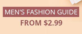Men's Fashion Guide