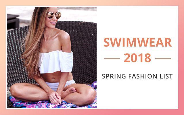 swimwear 2018