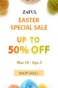 EASTER SPECIAL SALE UP TO 50% OFF promotion