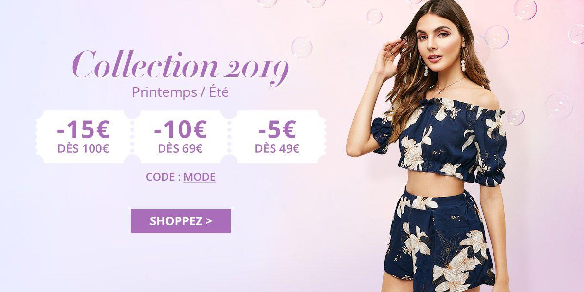 ZAFUL  Style Tendance de la Mode et Vêtements Femme Achats en Ligne 9d718834d8a