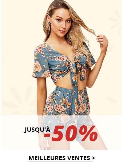 4afb1ccd95a ZAFUL France  Style Tendance de la Mode et Vêtements Femme Achats en ...