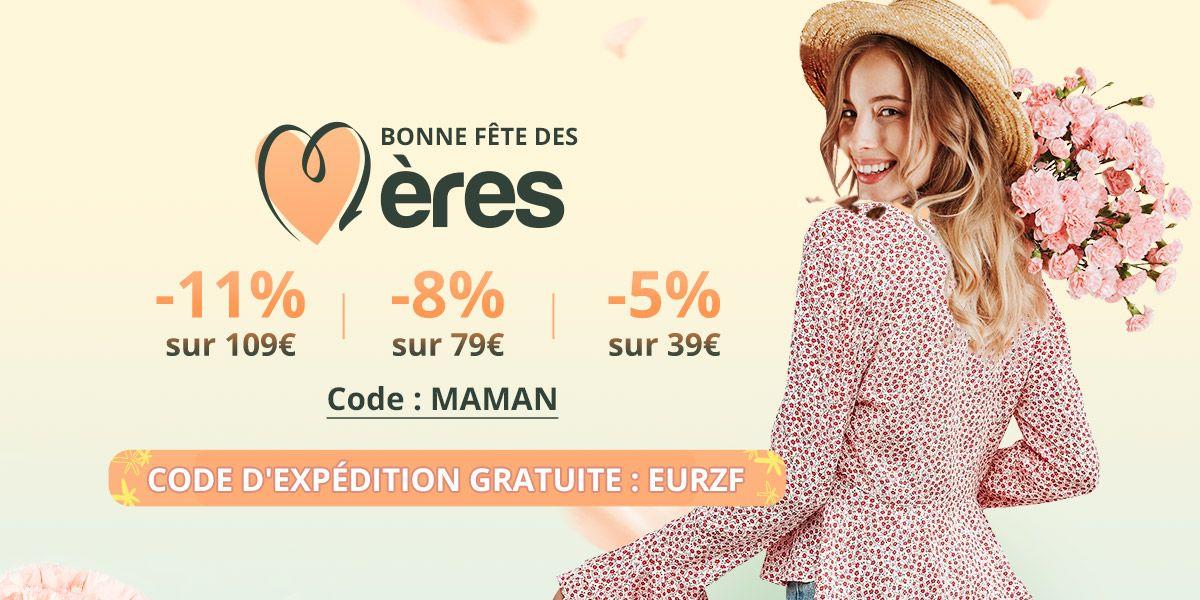 ed9f37aa173 ZAFUL France  Style Tendance de la Mode et Vêtements Femme Achats en Ligne